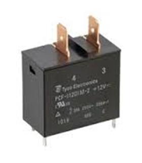 PCF-112D1M,000 - RELAY, PCB, SPST-NO, 12VDC, 25A - PCF112D1M