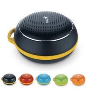 SP906BTBL - Altifalante Bluetooth Com Microfone Cor Azul - SP906BTBL