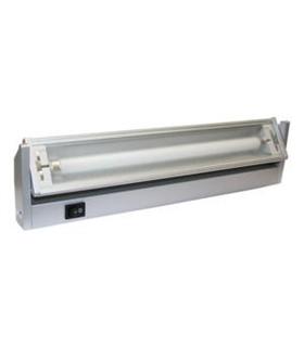 80.018/13/B - Armadura Fluorescente T5 13W Com Interruptor - 80.018/13/B