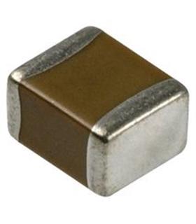 Condensador Ceramico Smd 1uF 6.3V Caixa 0201 - 331U6.3V0201