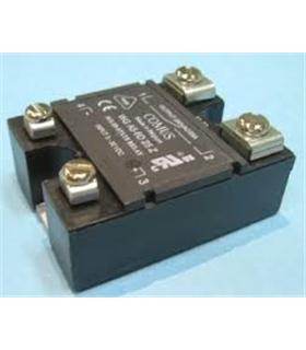 Rele Estado Solido Comus Inp. 3-32Vdc Out. 280vac 25A - WGA56D25Z