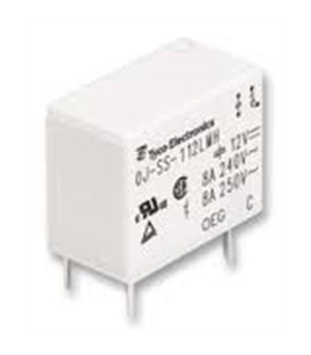 OJT-SS-105LM - Rele 5Vdc, 5A, Non Latching, SPST-NO - OJT-SS-105LM