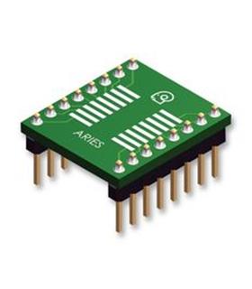 Adaptador SSOP20 Para Dip20 - LCQT-SSOP20