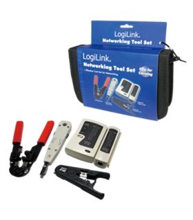 WZ0012 - Conjunto de ferramentas para de redes - WZ0012