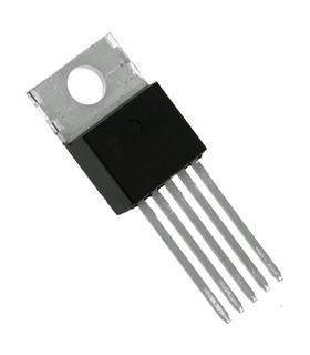 BD711 - Transistor N, 100V, 12A, 75W, TO220 - BD711
