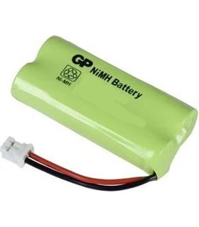 Pack 2 Pilhas LR3 2.4V 800mAh NiMH - 1692R3800