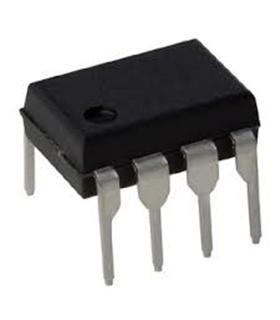 M24C16-WBN6P - IC, EEPROM I2C 16K, 24C16, DIP8 - 24C16