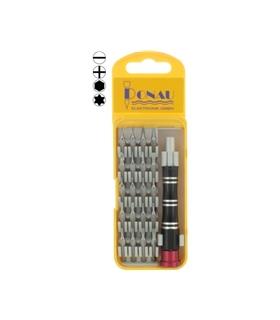 MBS20 - Kit Mini Bits 20 Peças - DNMBS20