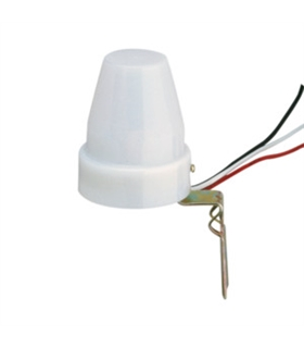 Sensor Crepuscular 230Vac 2200W - 11.592