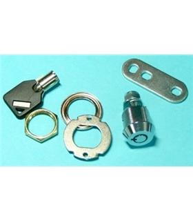 C-5281 - Fechadura Para Porta Metalica - C-5281