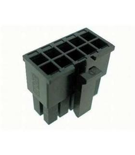 MX-43025-0800 - Ficha Molex MicroFit 8 Pinos Femea - 69MF8F