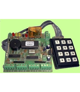 CD-16 - Placa de Control Cronometro - CD-16