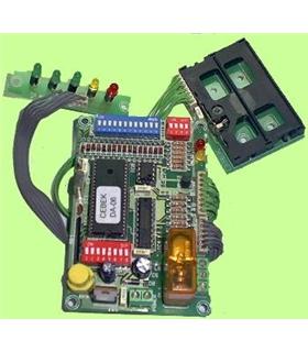 DA-07 - Controlo de Acessos Smart-Card 120 Creditos 1/120min - DA-07