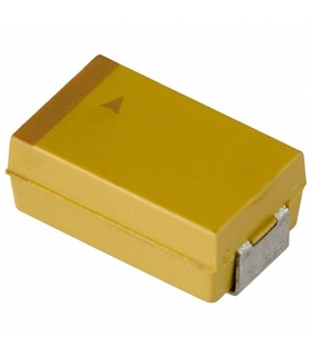 Condensador Tantalo 100uF 6.3V  SMD - 314100U6.3D