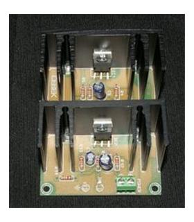 E-12 - Amplificador Mono 30W 12-35Vdc - E-12