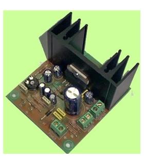 E-14 - Amplificador Mono 2 Canais - E-14