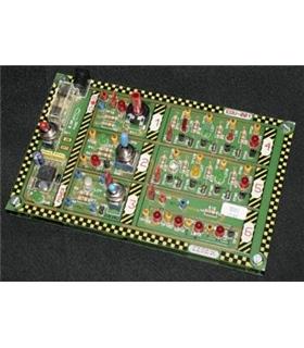 EDU-001 - Modulo Educacional Leds - EDU-001