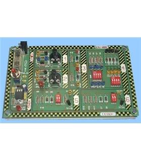 EDU-002 - Modulo Educacional Diodos e Zeners - EDU-002