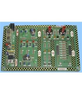 EDU-003 - Modulo Educacional Resistencias - EDU-003