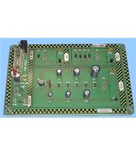 EDU-006 - Modulo Educacional Pontes Rectificadoras - EDU-006