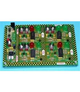 EDU-011 - Modulo Educacional Portas Logicas - EDU-011