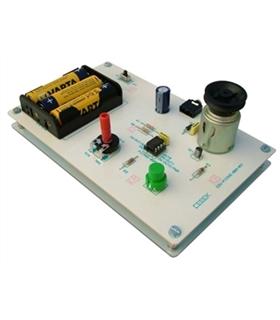 EDU-022 - Modulo Educacional Picaxe Motor - EDU-022