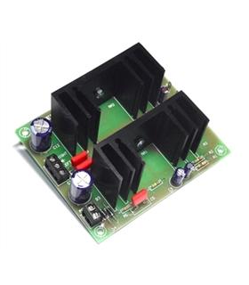 ES-4 - Amplificador Stereo 15W 12/35Vdc - ES-4