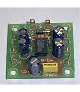 ES-5 - Amplificador Stereo Para Auscultadores - ES-5