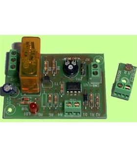 I-4 - Detector de Luz 12Vdc - I4