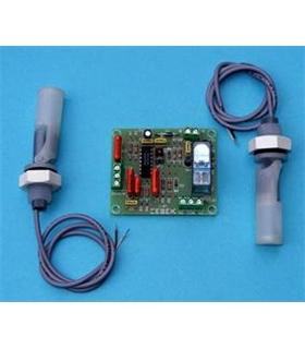 I-63 - Controlador De Nível 12Vdc - I63