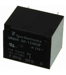 General Purpose/Industrial Relays RELAY PWR SPST-NO - ORWH-SH-124HM3F