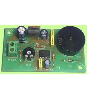 I-73 - Detector de Aumento de Tensao 18 - 28Vdc - I-73