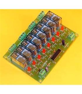 I-97 - Receptor de 8 Canais Multiplexado por Cabo - I97