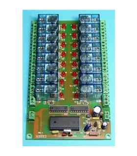 I-99 - Receptor de 16 Canais Multiplexado por Cabo - I-99