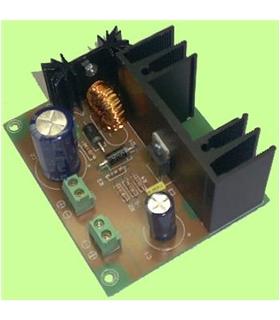 LB-12 - Conversor Dc/Dc 5Vdc 2.5A - LB-12