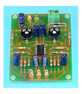 P-5 - Pre-Amplificador Stereo Universal 12Vdc - P-5