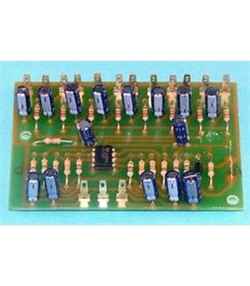 P-6 - Misturador Audio Stereo - P-6
