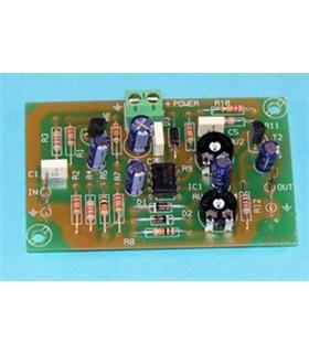 PM-1 - Pre-Amplificador para Microfone Alta Impedancia - PM-1