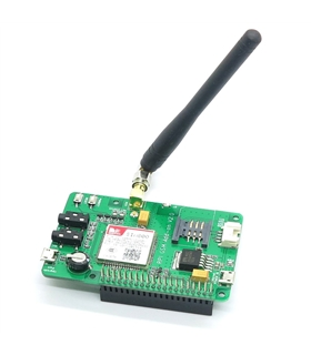 IM150720001 - Raspberry PI SIM800 GSM GPRS Add-on V2.0 - MX150720001