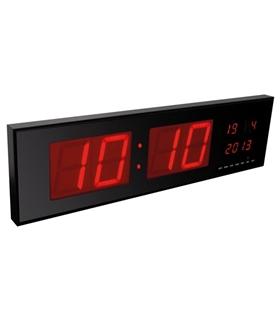 Relógio de Parede De Led´s - KWC235RL