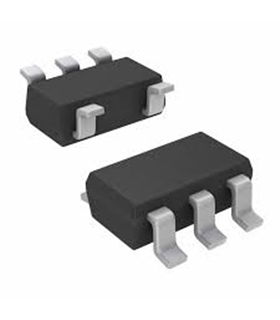 MIC5504-3.3YM5 - Fixed LDO Voltage Regulator, 2.5V to 5.5V - MIC5504-3.3YM5
