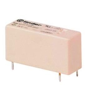 F43417024 - Rele Finder 24Vdc 10A Spdt - F43417024