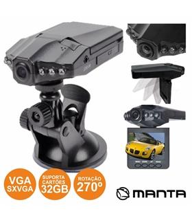 "CAMARA VIGILÂNCIA VGA P/ AUTO 2.5"" TFT 270º 12/24V - MM308S"