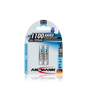 Pack 2 Pilhas Ansmann Lr3 1100Mah - 5035222