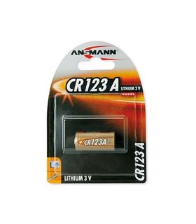 5020012 - Pilha Lithium CR123A 3V - 5020012