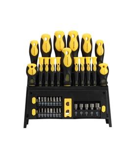 HSET23 - Conjunto de chaves e pontas c/ 39 Peças - HSET23