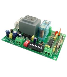 TL-103 - Receptor RF 1 Canal Mono/Biestavel 230Vac - TL103
