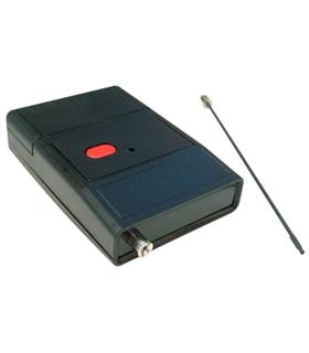 TL-13 - Emissor de RF 1 Canal +-300mts - TL-13