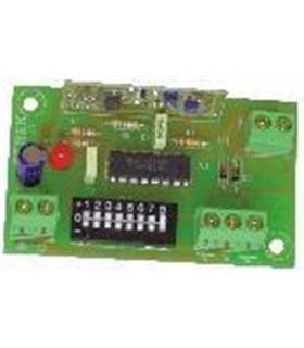 TL-15 - Emissor RF 1 Canal Industrial +-100Mts - TL15
