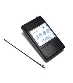 TL-30 - Emissor Rf 4 Canais +-300Mts - TL30